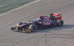 Fórmula 1 2012 Foto de Stock