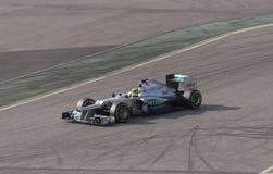 Fórmula 1 2012 Fotos de Stock Royalty Free