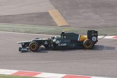 Fórmula 1 2012 Fotografia de Stock Royalty Free