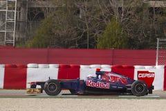 Fórmula 1 2012 Imagens de Stock Royalty Free