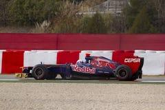 Fórmula 1 2012 Imágenes de archivo libres de regalías