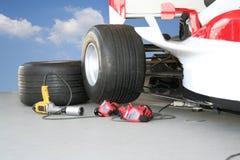 Fórmula - 1 Fotografia de Stock