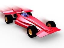 Fórmula 1 ilustração stock