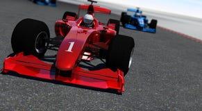 Fórmula 1 Foto de archivo