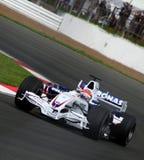 Fórmula 1, Bmw Sauber Foto de Stock Royalty Free