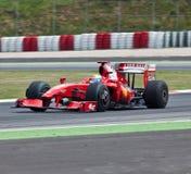 Fórmula 1: Ferrari Foto de archivo libre de regalías
