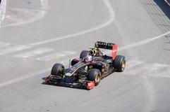 Fórmula 1 Mónaco Prix magnífico Petrov Fotos de archivo