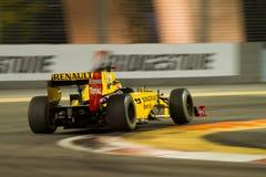 Fórmula 1 Singapur Foto de archivo