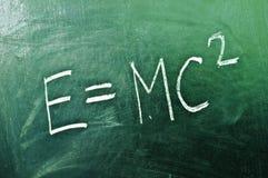 Fórmula imagem de stock