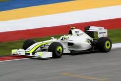 Fórmula 2009 1 - Petronas Prix grande malaio 03 Foto de Stock Royalty Free
