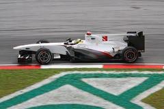 Fórmula 2010 1 - Prix grande malaio 02 Imagem de Stock
