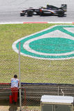 Fórmula 2010 1 - Prix grande malaio 06 Fotos de Stock Royalty Free