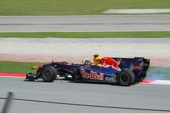 Fórmula 2010 1 - Prix grande malaio 08 Imagem de Stock