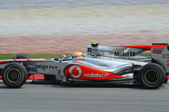 Fórmula 2010 1 - Prix grande malaio 18 Fotos de Stock Royalty Free