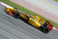 Fórmula 2010 1 - Prix grande malaio 30 Imagem de Stock