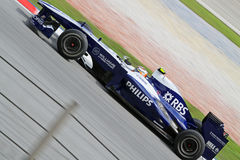 Fórmula 2010 1 - Prix magnífico malasio 25 Imagenes de archivo