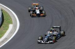 Fórmula 1 Imagenes de archivo