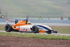 Fórmula asiática Renault Foto de Stock Royalty Free