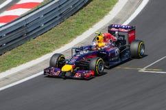 Fórmula 1 - Daniel Ricciardo Foto de archivo libre de regalías