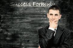Fórmula del éxito Foto de archivo