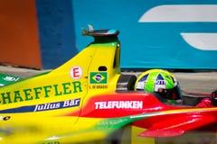 Fórmula E - Leo Di Grassi - Audi Sport ABT Foto de archivo libre de regalías