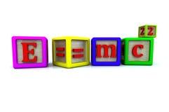 Fórmula famosa Imagenes de archivo