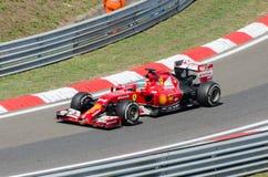 Fórmula 1 - Fernando Alonso Imagenes de archivo