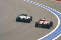 FÓRMULA 1 Grand Prix 2015 Imágenes de archivo libres de regalías