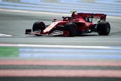 Fórmula 1 Grand Prix francês 2019 imagem de stock
