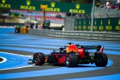 Fórmula 1 Grand Prix francês 2019 fotos de stock