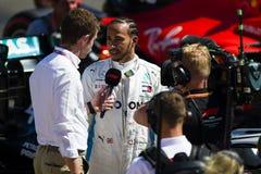 Fórmula 1 Grand Prix francês 2019 fotografia de stock