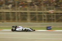 Fórmula 1 Gulf Air Bahrein Grand Prix 2015 Foto de archivo
