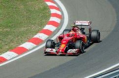 Fórmula 1 - Kimi Raikkonen Fotos de archivo