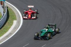 Fórmula 1 - Kimi Raikkonen Foto de archivo