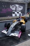 Fórmula Renault 3 5 series 2014 Imagen de archivo libre de regalías