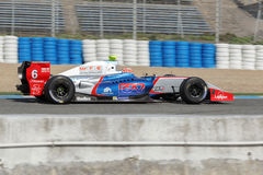Fórmula Renault 3 5 series 2014 - Luca Ghiotto - D internacionales Imagenes de archivo
