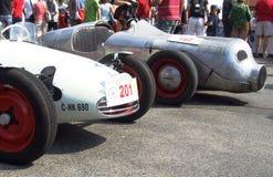 Fórmulas velhas Imagem de Stock Royalty Free