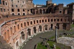 Fórum de Trajan Fotografia de Stock Royalty Free