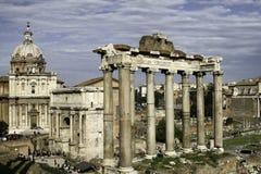 Fórum, Roma, Itália Fotos de Stock Royalty Free