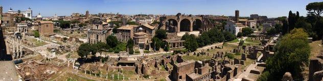 Fórum romano Fotos de Stock