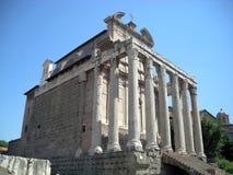 Fórum romano Imagem de Stock