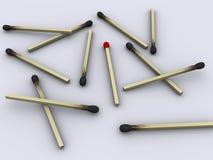 Fósforo 4 Imagem de Stock