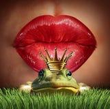 Fósforo de amor Fotos de Stock Royalty Free