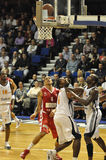 Fósforo de basquetebol Imagem de Stock