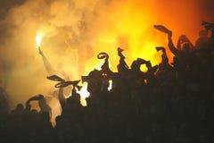 Fósforo de futebol Fotografia de Stock
