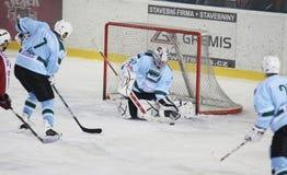 Fósforo do hóquei de gelo Foto de Stock