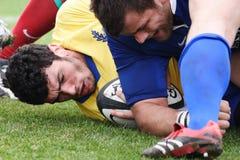 Fósforo do rugby. fotografia de stock