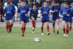 Fósforo do rugby. fotografia de stock royalty free