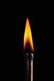 Fósforo inflamado e fósforo purgado Imagens de Stock