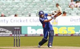 Fósforo internacional do grilo do T20 das mulheres das Índias Ocidentais de Inglaterra v Imagem de Stock Royalty Free